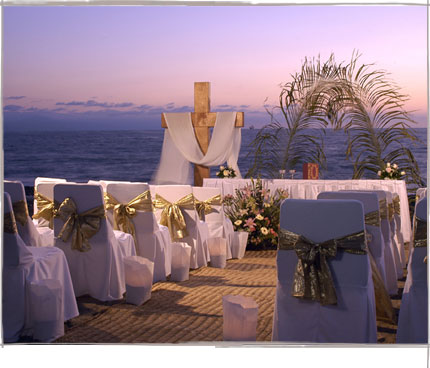 Seaside Wedding at Villa Premiere Hotel & Spa