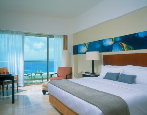 Imagine yourself here: AQUA Cancun