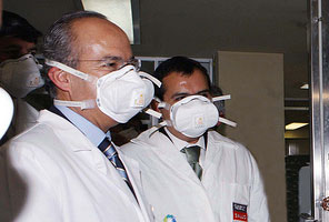 Calderon Flu mask