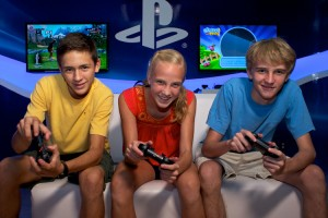 Teens Room by PlayStation at Fairmont Mayakoba