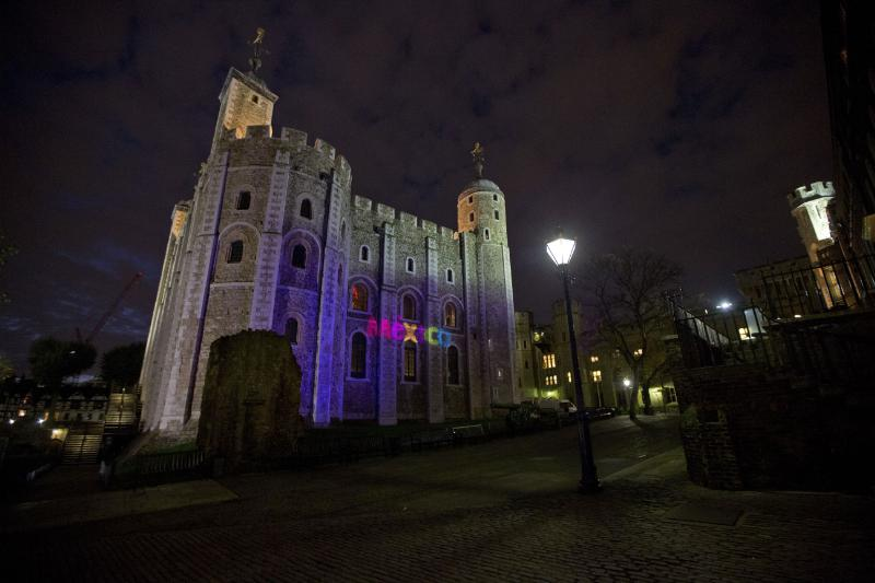 "Mexico Unveils ""Live It To Believe It"" Campaign at the Tower of London"